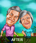 Photo Caricature